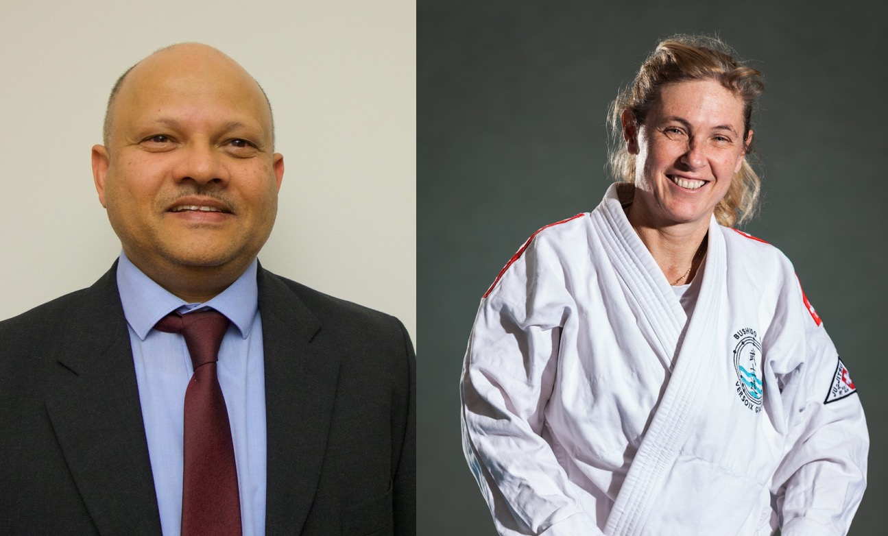 Pascal Bayejoo – Expert examen fédérale Ju-Jitsu